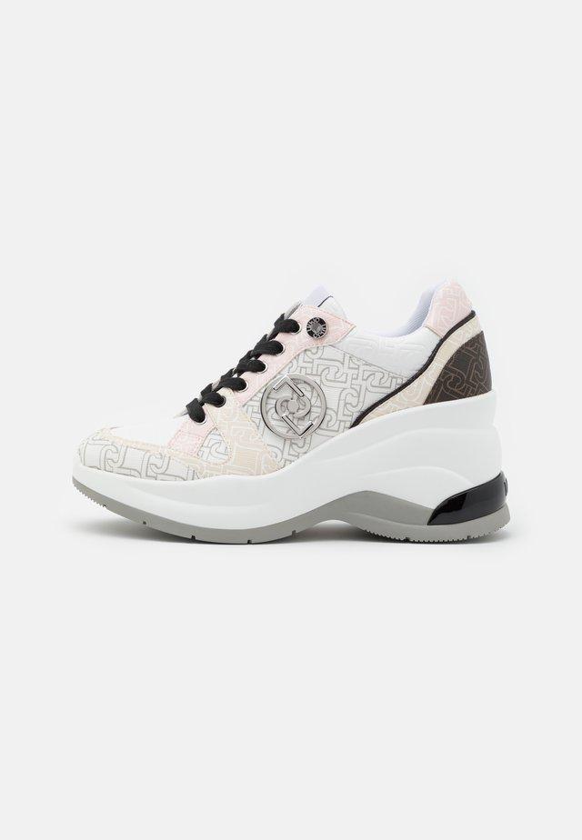 KARLIE REVOLUTION  - Sneakers basse - white/milk