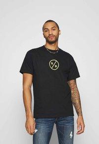 Blood Brother - ALLEN TEE - Print T-shirt - black - 0