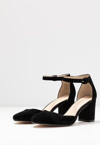 Anna Field - LEATHER - Tacones - black