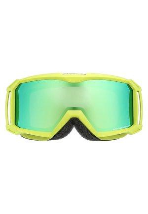 FLIZZ FM - Ski goggles - lime (s55383070)