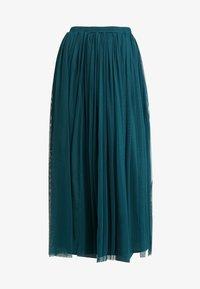 Lace & Beads Tall - MERLIN SKIRT - Áčková sukně - green - 3