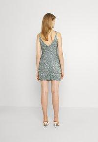 Lace & Beads - GRAISON MINI - Cocktail dress / Party dress - teal - 2
