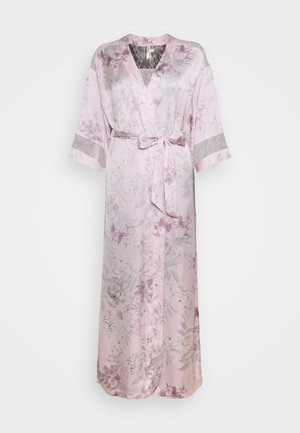 LONG ROBE FLOW  - Dressing gown - pink