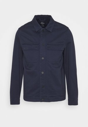 LANGARM - Summer jacket - dark blue