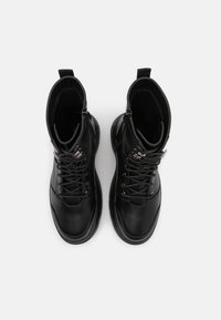 Koi Footwear - VEGAN - Platåstøvletter - black - 5