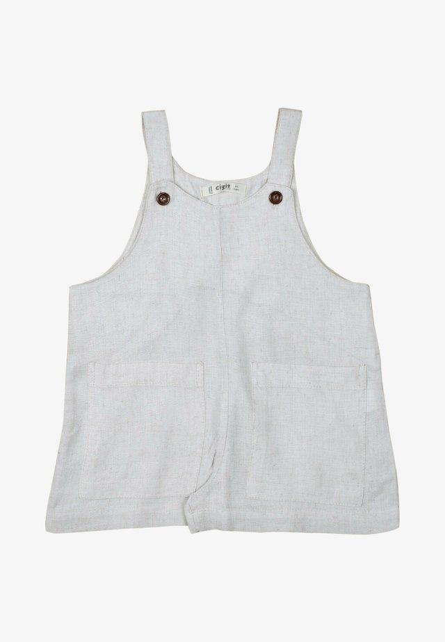 Tuta jumpsuit - stone