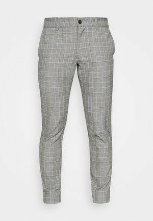 ONSMARK PANT CHECK - Trousers - marina