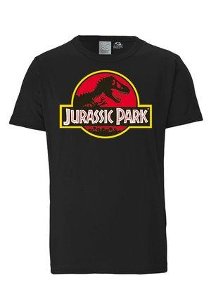 JURASSIC PARK - Print T-shirt - schwarz