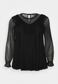 Evans - SPOT - Blouse - black - 0