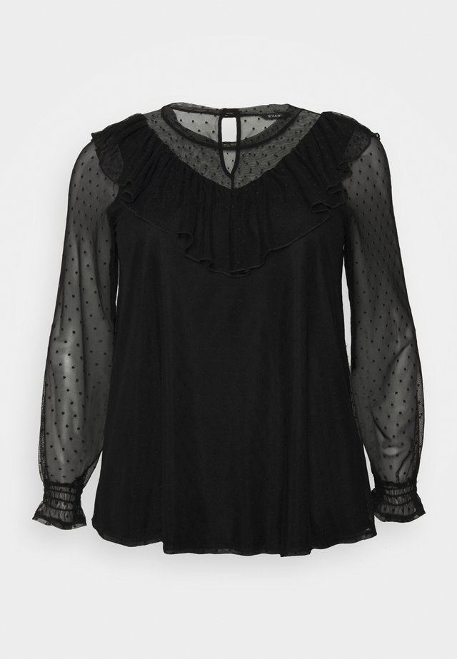 SPOT - Blouse - black