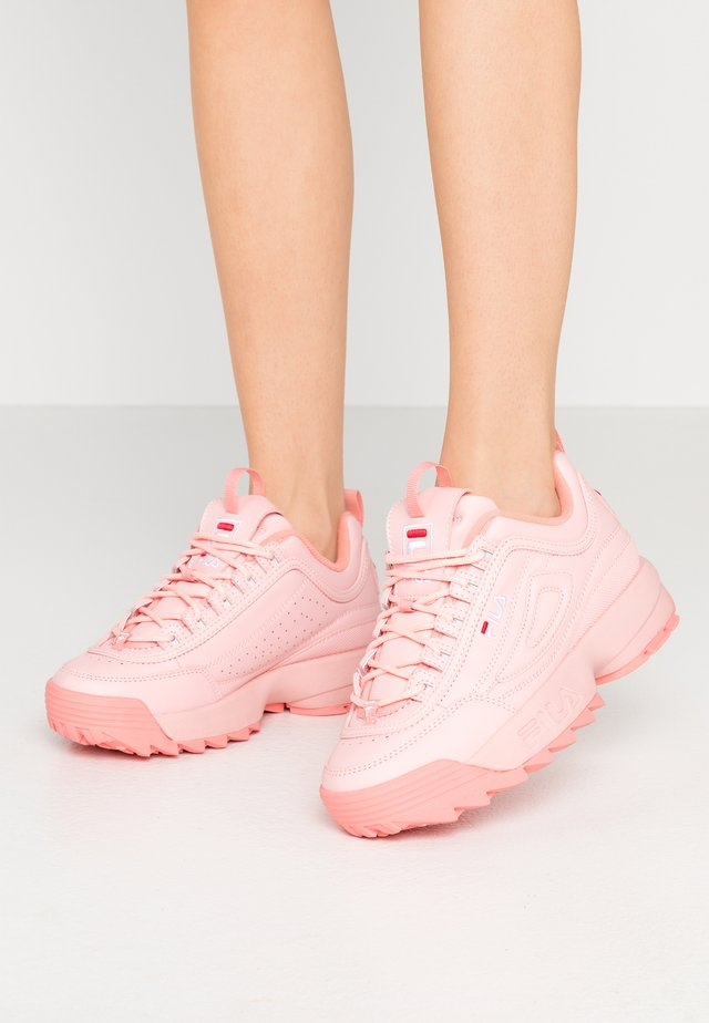 DISRUPTOR - Sneakers laag - coral cloud/burnt coral