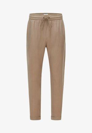 C TATINIA - Pantalon de survêtement - beige