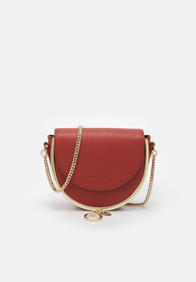 Sac bandoulière - faded red