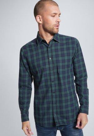 CARVER - Shirt - dunkelgrün