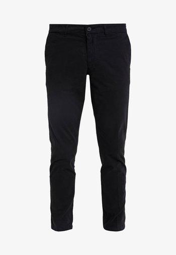 MAD - Pantaloni - black