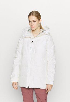 LAROSA PUFFY  - Snowboard jacket - stout white