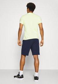 Reebok - SHORT - Sports shorts - navy - 2