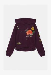 Molo - MAREN - Sweatshirt - noirberry - 0
