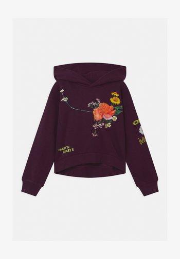 MAREN - Sweatshirt - noirberry
