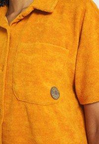DAMSON MADDER - TOWELLING SHIRT - Skjorta - orange - 4