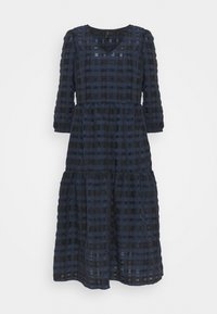 YAS - YASCHIA  DRESS - Robe d'été - night sky/black check - 4