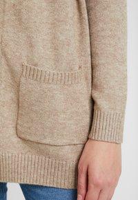 ONLY - ONLLESLY - Cardigan - beige melange - 4