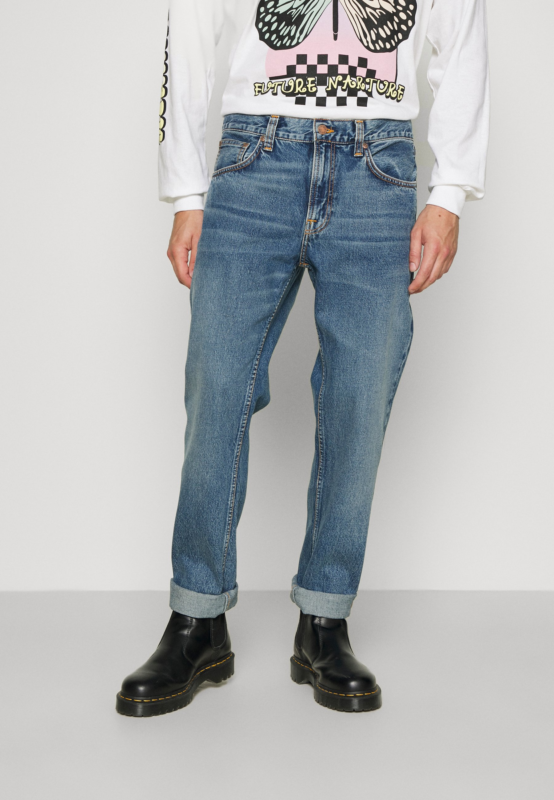 Uomo GRITTY JACKSON - Jeans a sigaretta