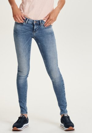 CORAL - Jeans Skinny Fit - medium blue denim