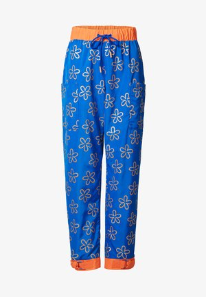 EMILIE - Tracksuit bottoms - blue