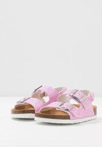 Scholl - MAZDANIE - Sandals - rose - 3