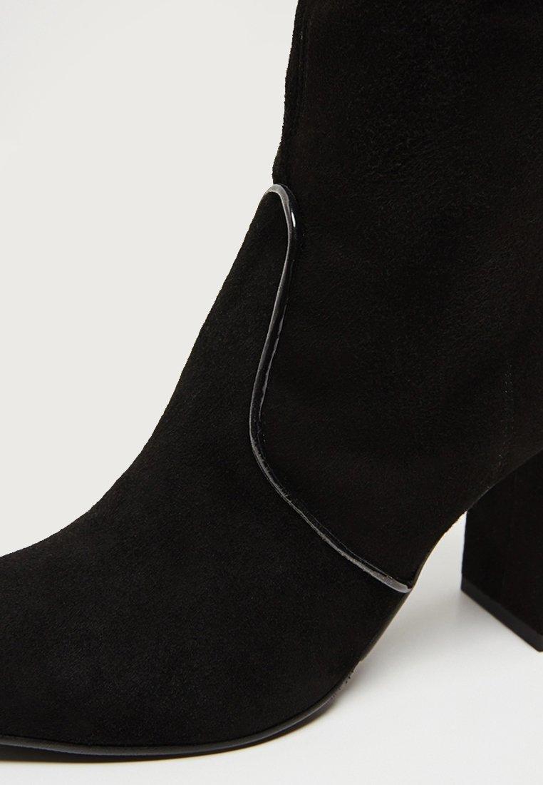 faina Laarzen met hoge hak - black - Damesschoenen 2020 Nieuw