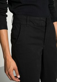 Kaffe - METTA PANTS - Trousers - black deep - 4