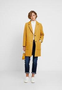 edc by Esprit - Classic coat - amber yellow - 1