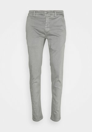 ZEUMAR HYPERFLEX  - Slim fit jeans - grey azure