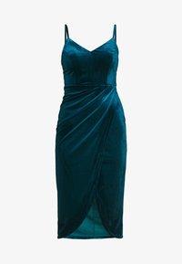 Trendyol - Cocktail dress / Party dress - petrol - 4