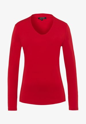 1/1 SLEEVE - Long sleeved top - rot