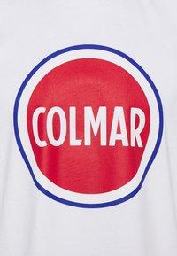 Colmar Originals - FIFTH - Print T-shirt - bianco - 4