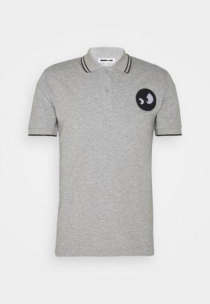 Poloshirt - mercury melange