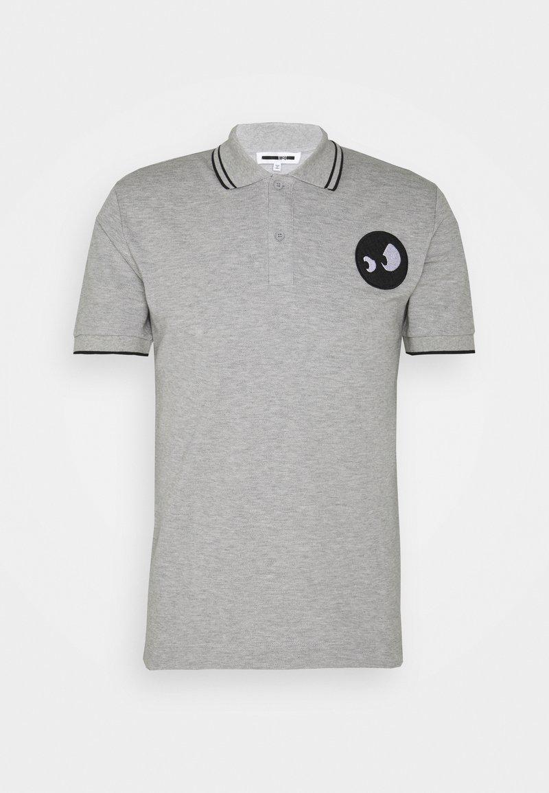 McQ Alexander McQueen - Poloshirt - mercury melange