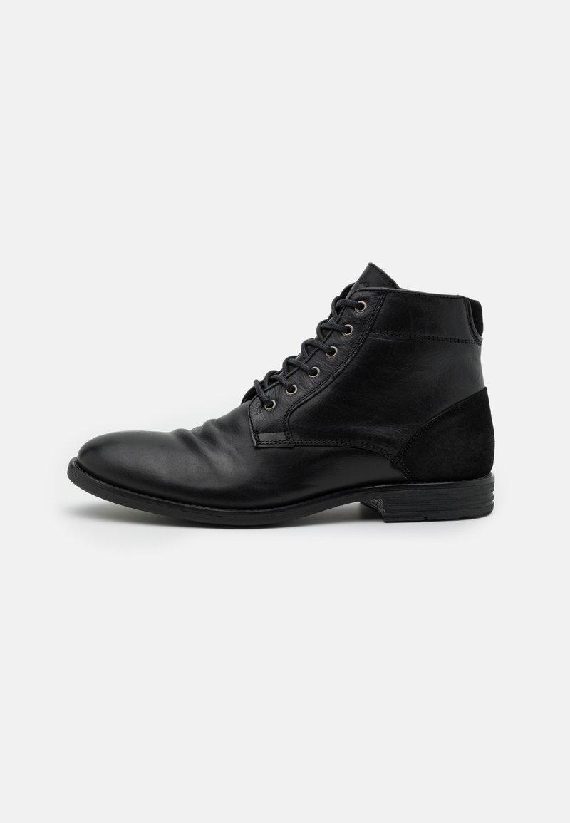 ALDO - OLIELLE - Šněrovací kotníkové boty - black