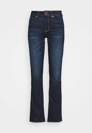 HI RISE ARTIST - Jeans slim fit - dark rich indigo