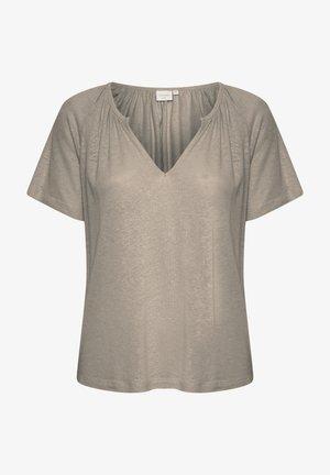 CRLUNA - Camiseta básica - timber wolf