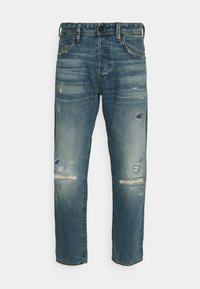 G-Star - ALUM RELAXED TAPERED ORIGINALS - Relaxed fit jeans - kir denim - 5