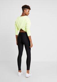 Puma - CHASE - Leggings - Trousers - black - 2