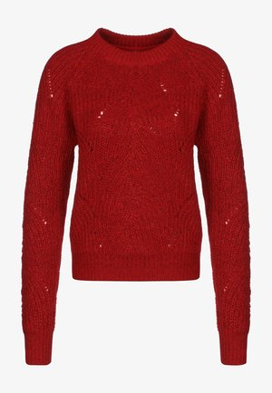 EDEN - Jumper - haute red
