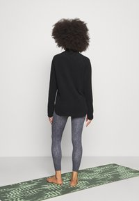 ARKET - Fleecová bunda - black - 2