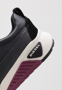 Diesel - S-KB LOW LACE II - Sneakers - dark shadow/black - 5
