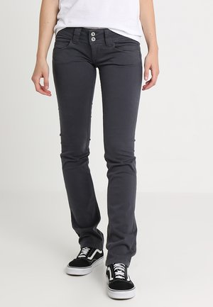 VENUS - Trousers - deep grey
