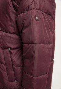 DreiMaster - Winter jacket - bordeaux - 3