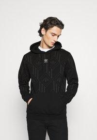 adidas Originals - MONO - Hættetrøjer - black - 0